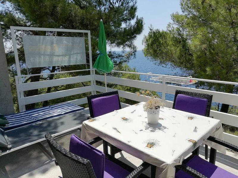Apartment Rotim Mljet, Croatia, location de vacances à Mljet Island