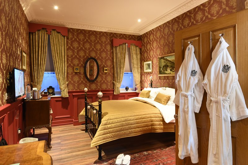 King Size Room- Charles Mills