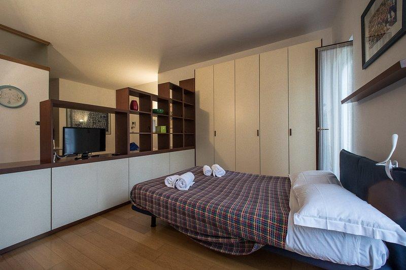 Dimora Mazza, 3 posti letto con Balcone, vacation rental in San Pancrazio