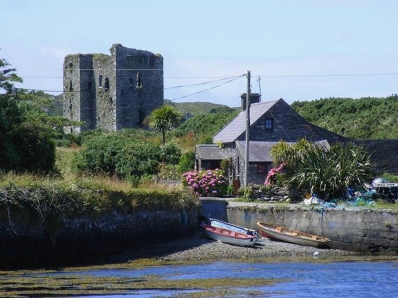 Dunmanus Pier Cottage, holiday rental in Gouladoo