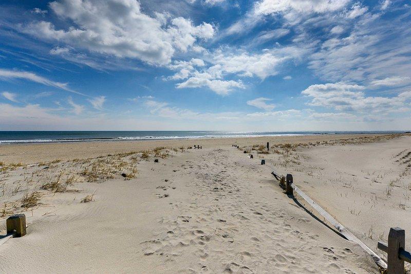 Blissful beach days await!