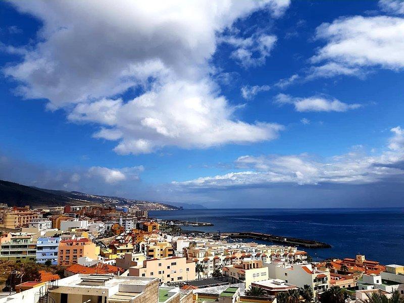vistamar atico, vacation rental in Candelaria