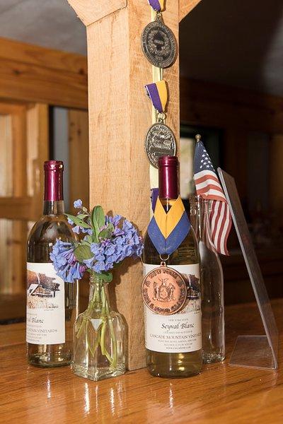 Alcuni dei nostri vini vincitori di premi!
