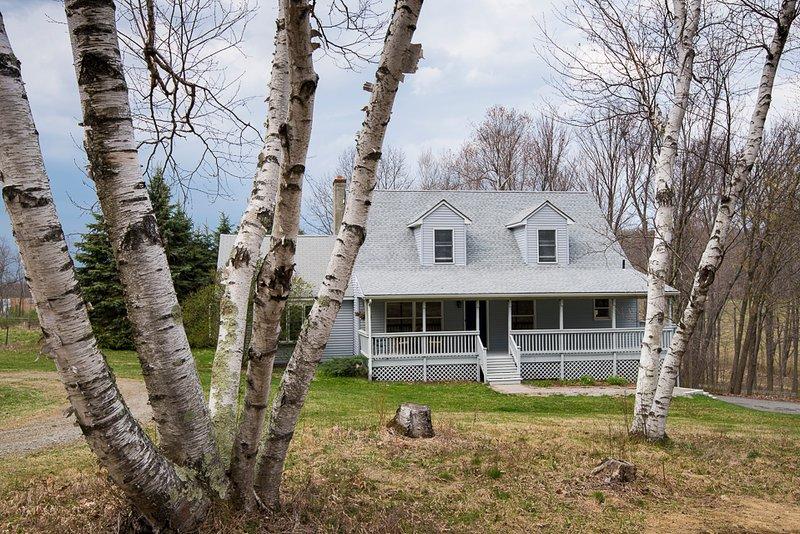 The Birches, una casa privata ad Amenia, NY!