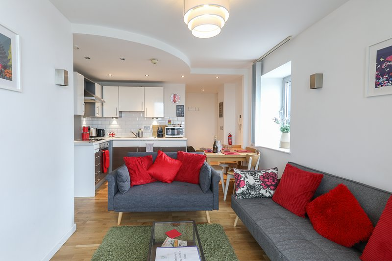 Heart of Leeds Centre - Stylish Apartment, aluguéis de temporada em Leeds