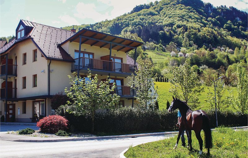 Nice home in Lasko with WiFi and 2 Bedrooms (SSR117), holiday rental in Sevnica
