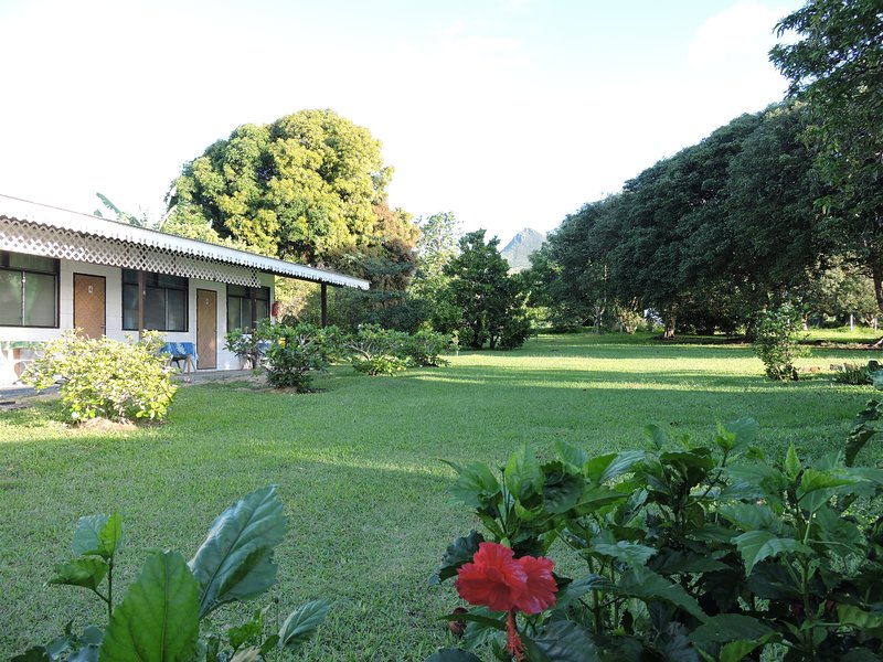 Pension Taitaa, Tubuai, holiday rental in Austral Islands