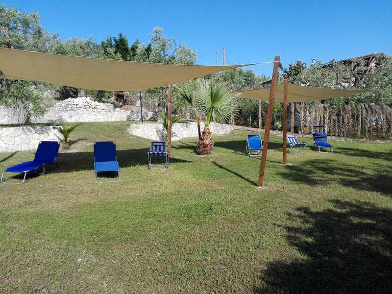Appartamento bilo-Valle degli ulivi nel verde a pochi minuti dal mare 4, casa vacanza a Chiesiola