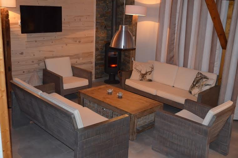 Gorgeous comfortable self-catered chalet in Les Coches-La Plagne, holiday rental in Les Coches