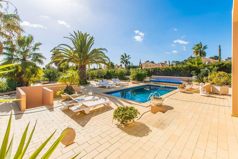 Villa Midas - New!, holiday rental in Sesmarias