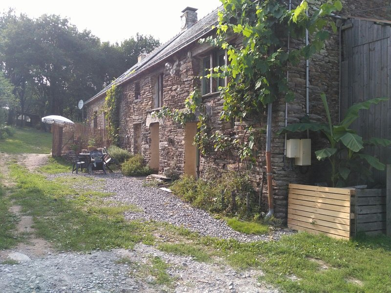 Gîte de la vieille cour, holiday rental in Masserac