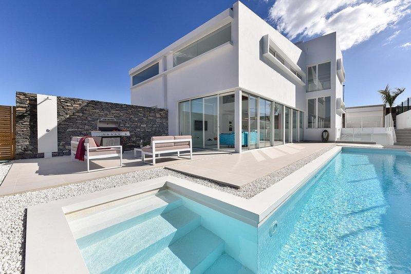 Villa Golden White Meloneras, aluguéis de temporada em Costa Meloneras
