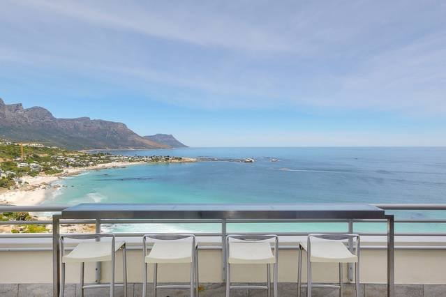 Penthouse on Clifton, location de vacances à Bantry Bay