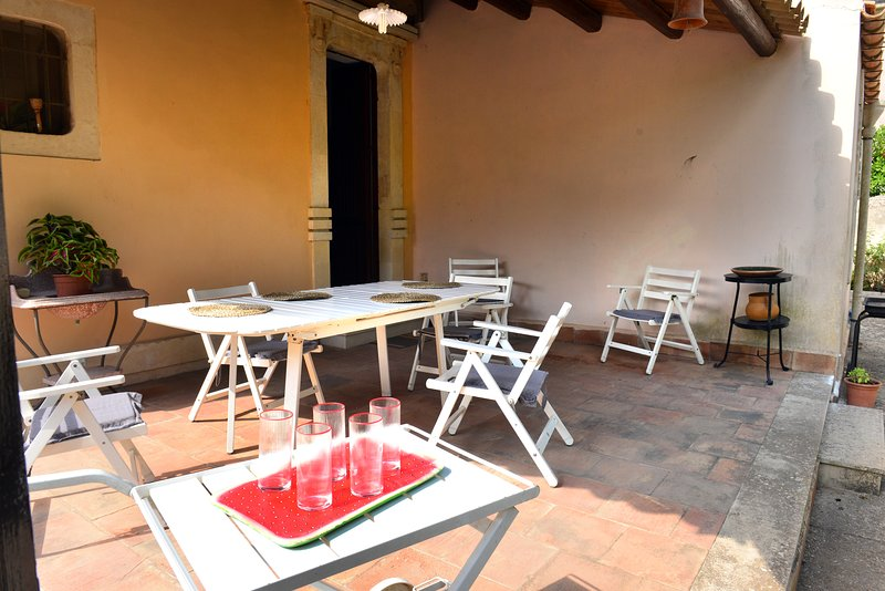Amazing house with sea view & Wifi, holiday rental in Lenzevacche