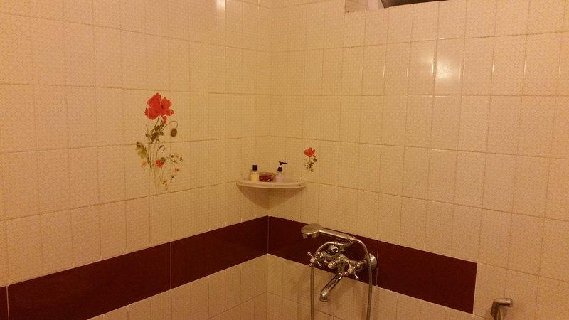 Orange Suite - Washroom