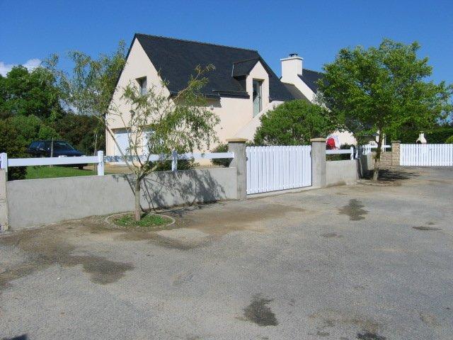 Sarzeau Bienvenue au Beg Lann grand T2 calme clair wifi 400m belle plage de 5km, casa vacanza a Sarzeau