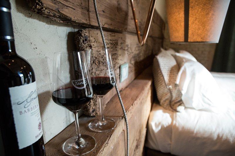 La Canonica Resort - Nizza Monferrato - Trilocale Vescovo, holiday rental in Moasca