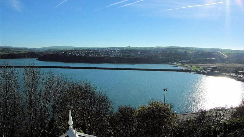 Moon River, holiday rental in Fishguard
