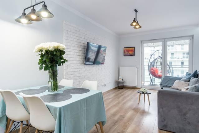 Elite Apartments Westa | widok na morze & darmowy parking  | PRZY PLAŻY, holiday rental in Sopot