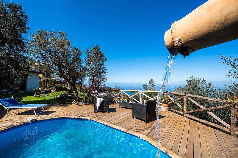 Villa Pandora, holiday rental in Marina di Puolo