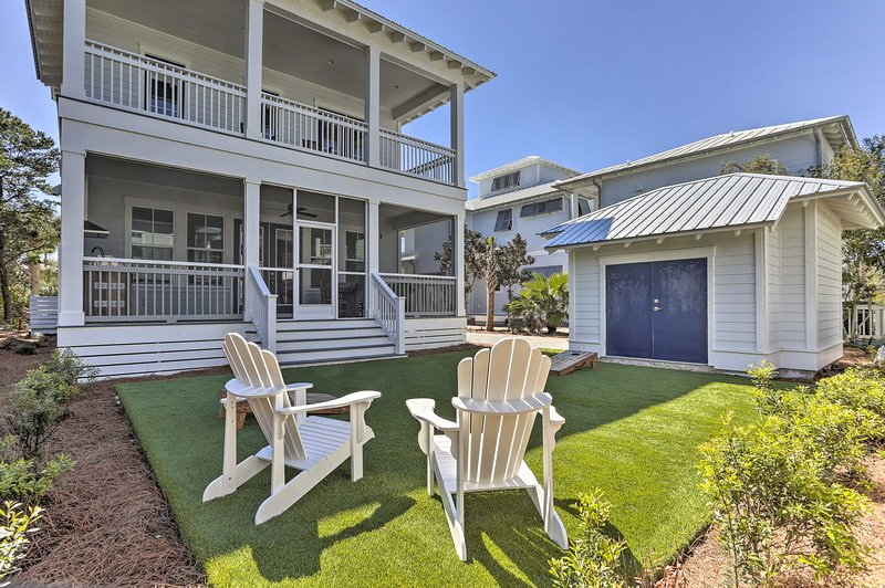 Super New Luxury Panama City Beach Home W Pool Access Updated Interior Design Ideas Oxytryabchikinfo