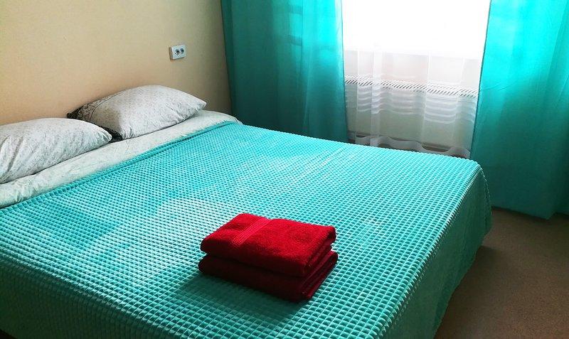 Turquoise apartments on Voznesenskaya, holiday rental in Chelyabinsk Oblast