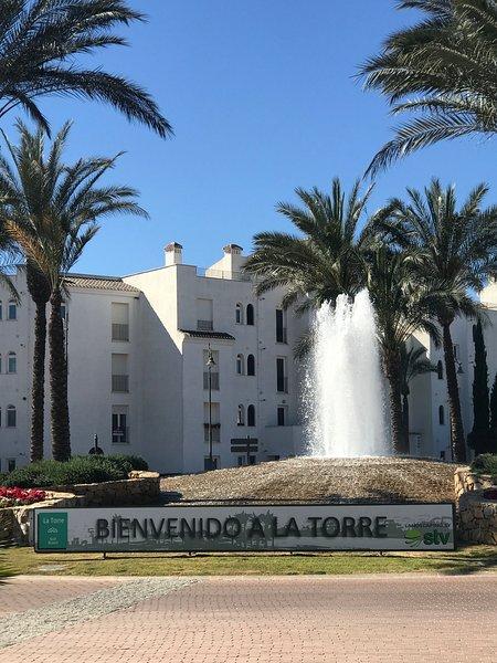South Facing Ground Floor 2 Bed Apartment, Murcia – semesterbostad i Roldan