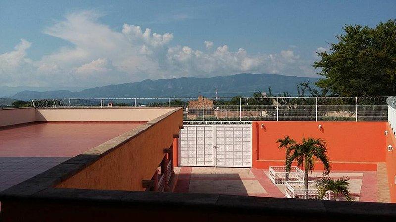 Terraza habitacional san Jose, holiday rental in Tequila
