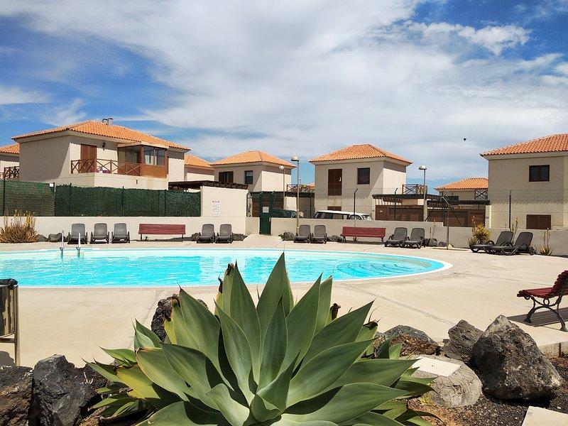 Casa en Pueblo Canario con Wifi, location de vacances à Corralejo
