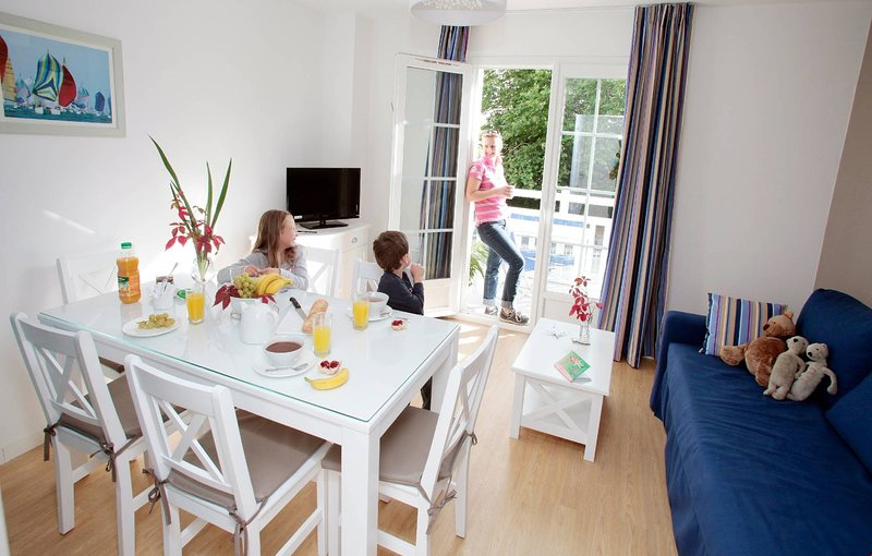 Come and stay in this lovely and cozy apartment in Cabourg!