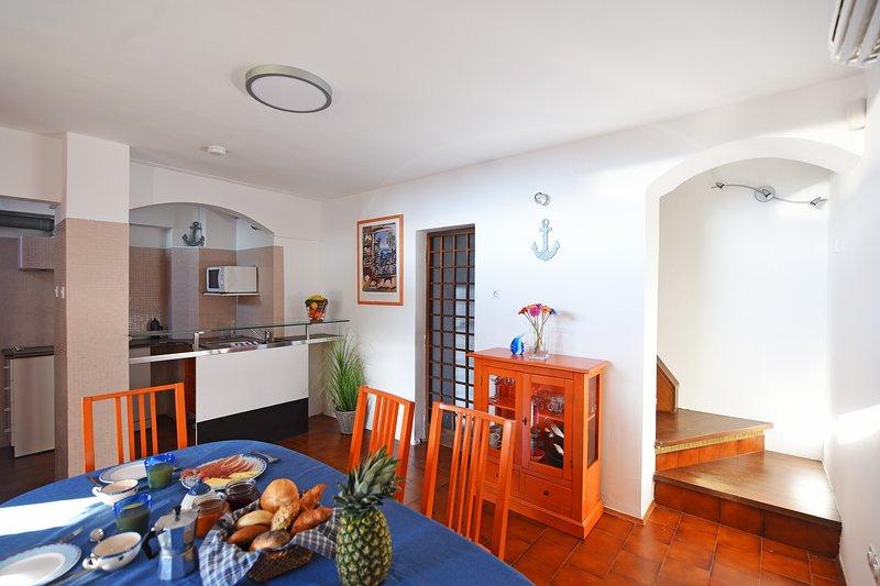 Modern & Comfy Sea view house NG, holiday rental in Portoroz