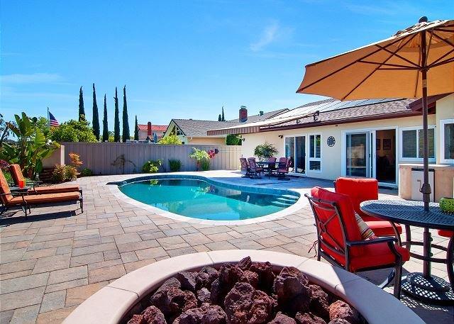 Hilltop San Diego Heaven | Private Pool, Game Room & Panoramic Views!, aluguéis de temporada em Lakeside