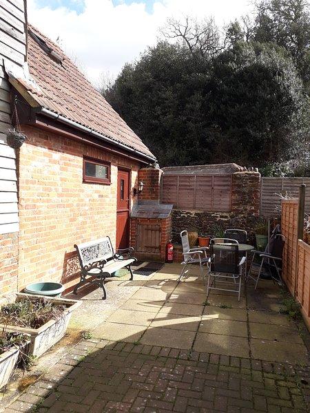 Kilnside Farm cottage apartment, location de vacances à Surrey