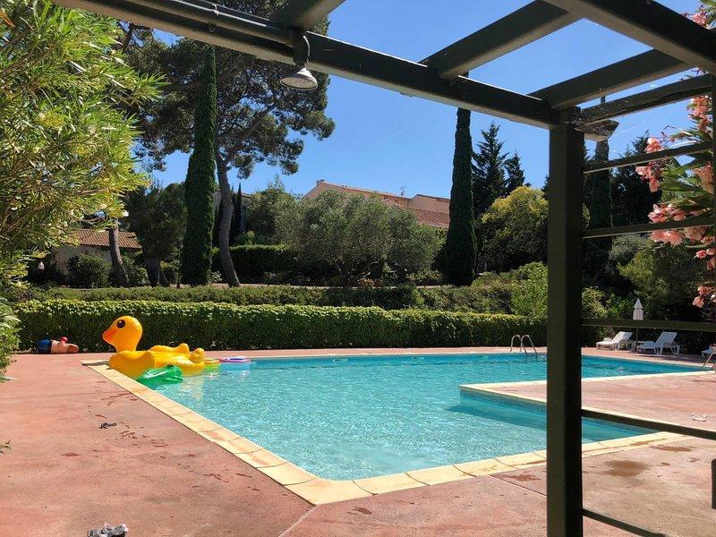 3 Bed Villa,Beaumont, V8, Agde, holiday rental in Bessan