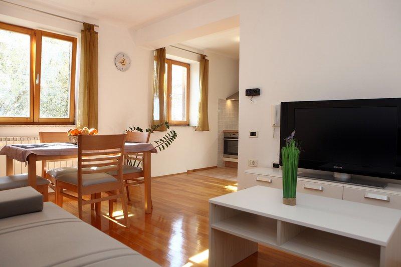 Peaceful apartment Ankaran SP – semesterbostad i Slovenian Istria