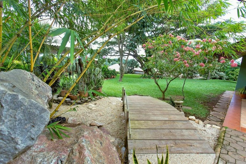 Beautiful Garden Retreat Has Air Conditioning And Secure Parking Updated 2021 Tripadvisor Accra Vacation Rental