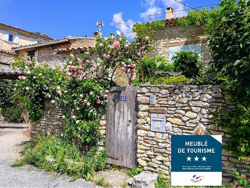 You are welcome at La Tour du Hameau - Accommodation Classified Meublé de Tourisme ⭐⭐⭐