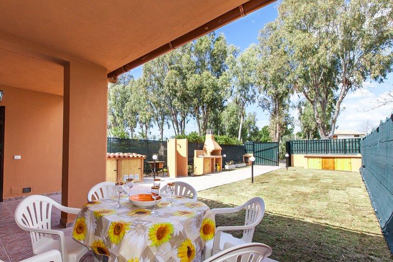 Holiday House Ela, location de vacances à Capitana