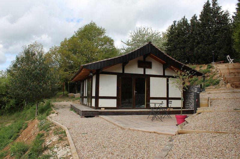 Japanese house 35 m2