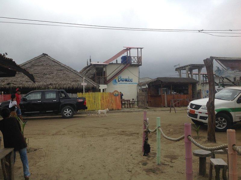 Hostal Bumba, holiday rental in San Vicente