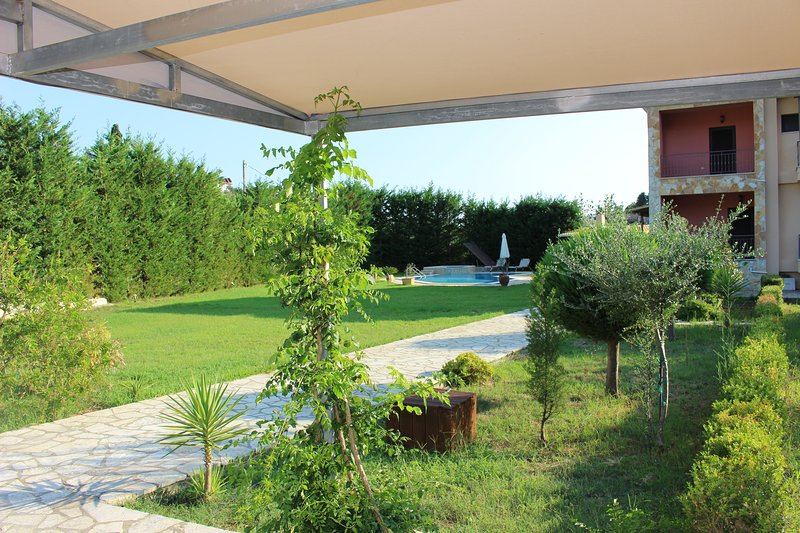 Villa Rena Syvota thesprotias, holiday rental in Margariti