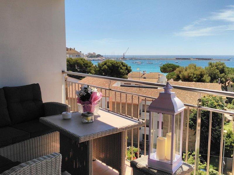 Sant Antoni de Calonge Apartment Sleeps 4 with WiFi - 5472741, vacation rental in Vall-Llobrega