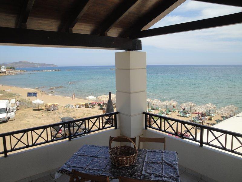 Sky and Sea 1, holiday rental in Kalamaki