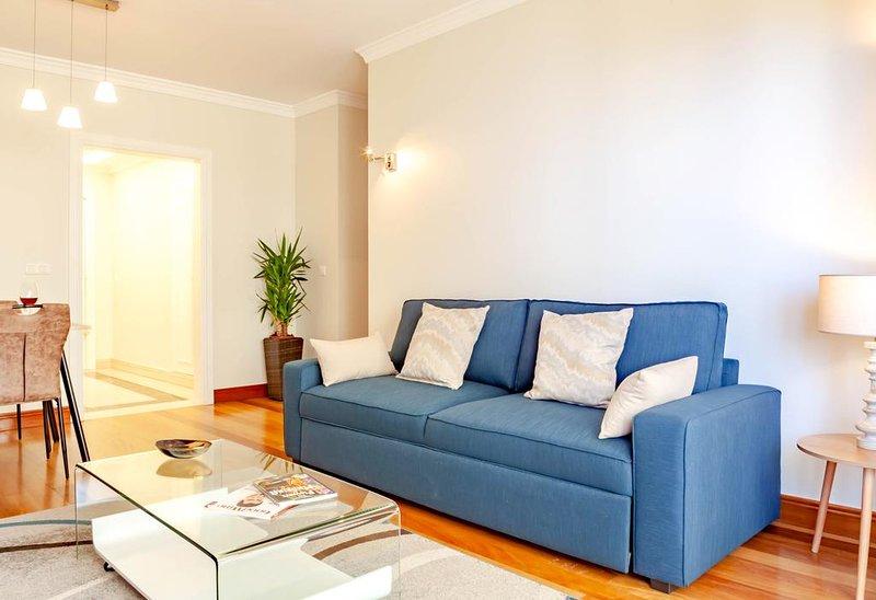 Apartment Formosa Infinity-pool, aluguéis de temporada em São Martinho