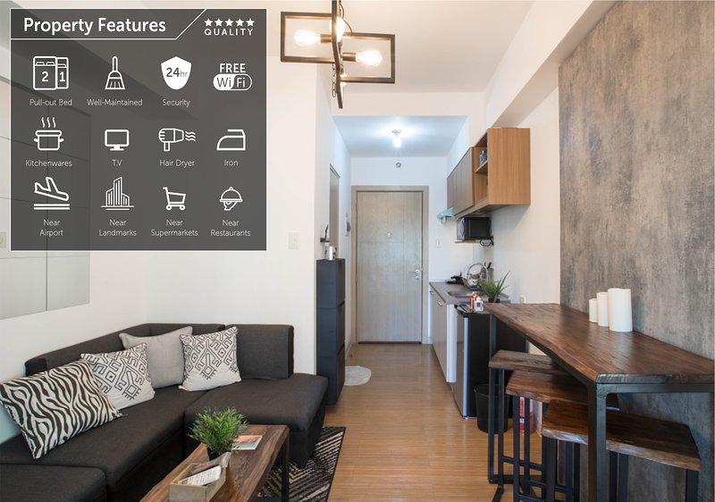 Stylish home near airport and cities, vacation rental in Binangonan