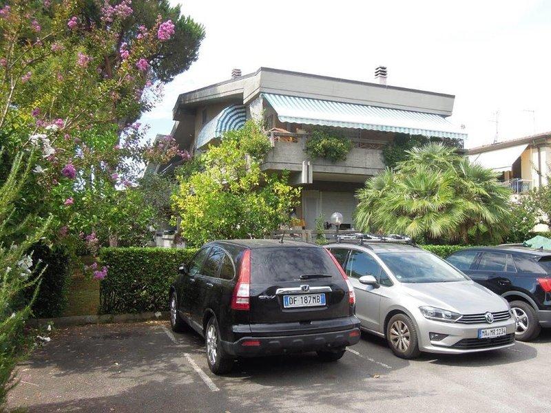 FANTASTICA VERSILIA, alquiler de vacaciones en Marina Di Massa