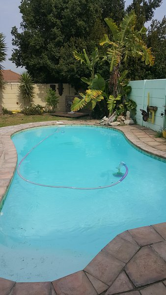 Shared pool area