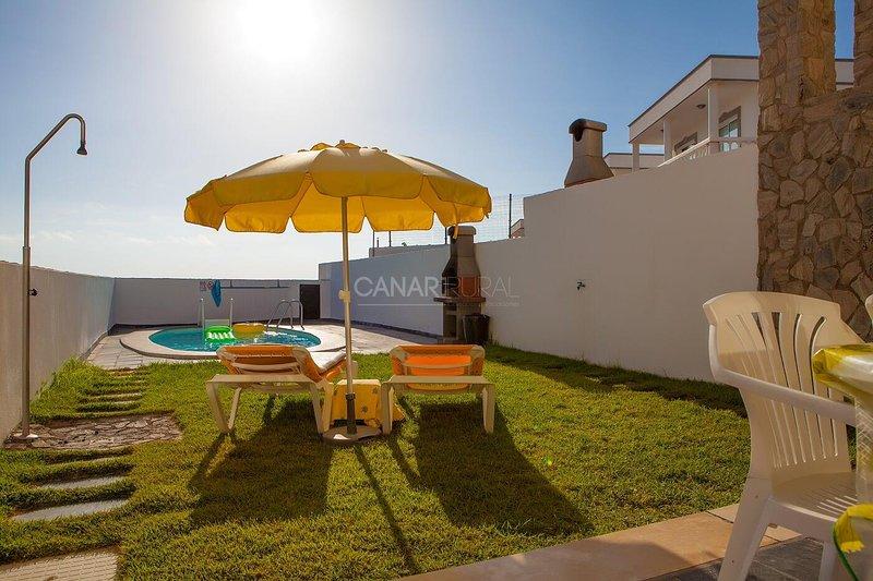 Exclusive Villa Puerto Rico, Gran Canaria, casa vacanza a Portorico