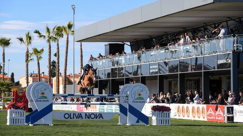 MET Oliva Nova (Equestrian Center) / Oliva Nova MET (Equestrian Center)