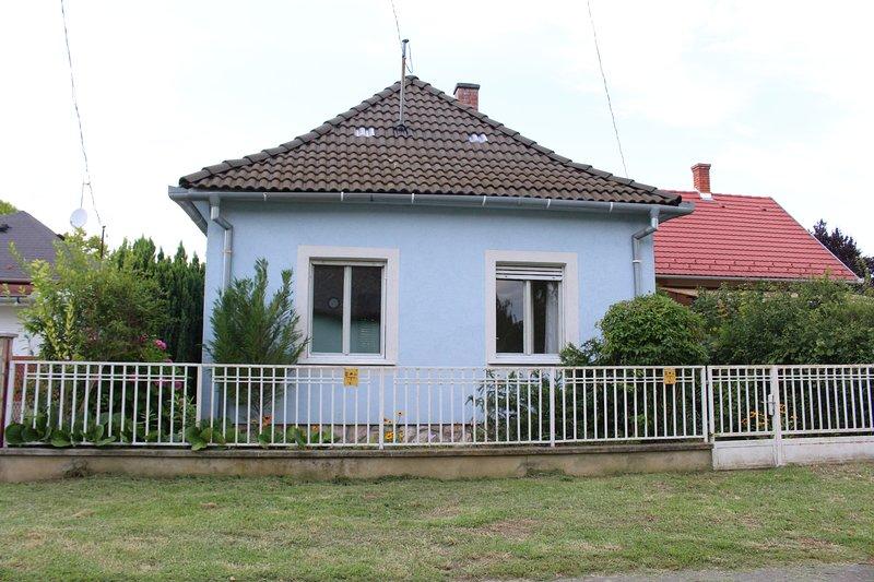 Anna Vendégház Harkány, holiday rental in Kozarmisleny